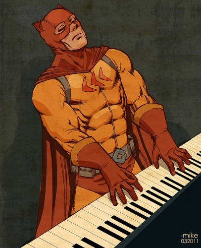 KeyboardCatman