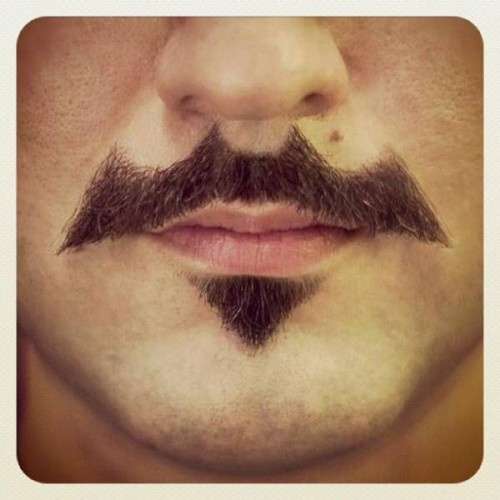 BatMoustache