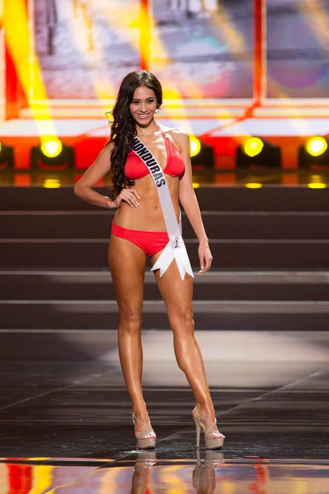 Diana Schoutsen Mendoza Miss Honduras 2013