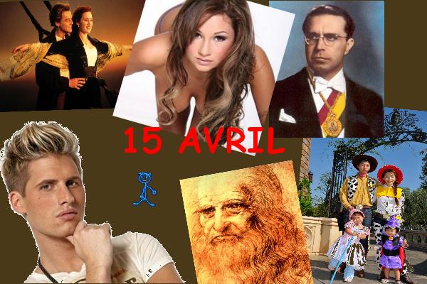 15 avril